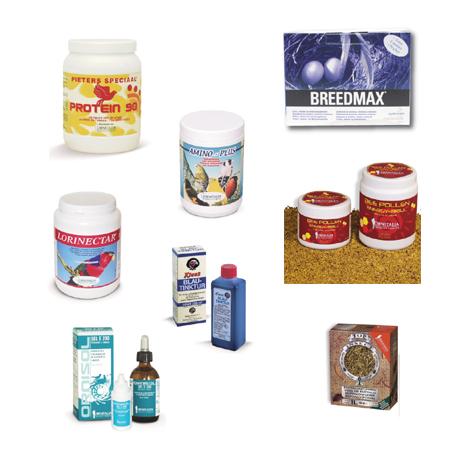 Integratori e vitamine