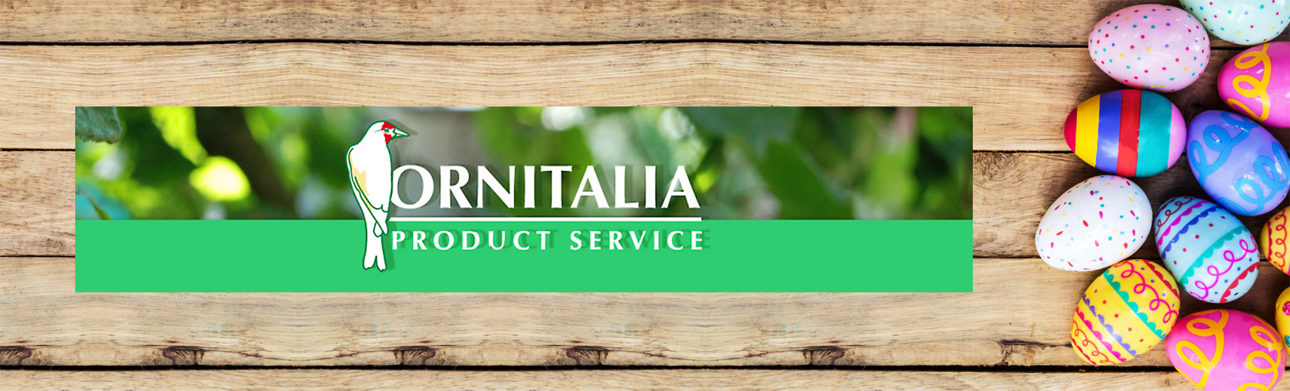 Ornitalia Product Service